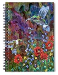 Melissa Torres Spiral Notebooks