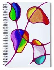 Della Mcgee Spiral Notebooks