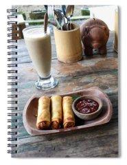 Flag Spiral Notebooks