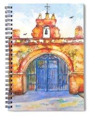 Capilla Spiral Notebooks