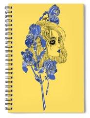 Asia Spiral Notebooks
