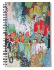 Teal Spiral Notebooks