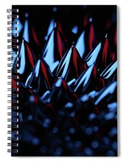 Magnetic Force Spiral Notebooks