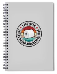 Paper Spiral Notebooks