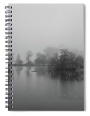 Foggy Day Spiral Notebooks