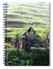 Garden Spiral Notebooks