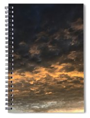 Storm Cloud Spiral Notebooks