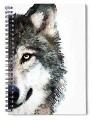 Wilderness Spiral Notebooks