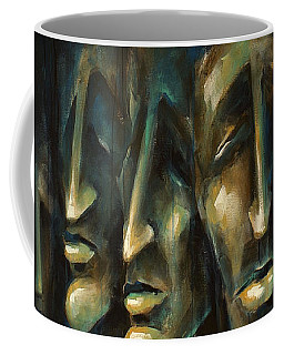 Face Coffee Mugs