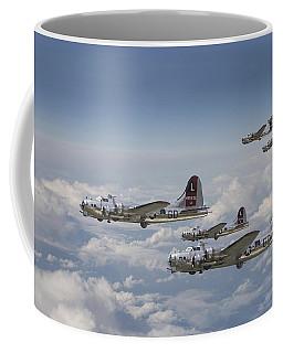 381st Group Outbound Coffee Mug