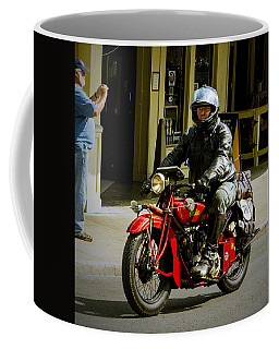 # 70 Rolls In To Cape G'. Coffee Mug