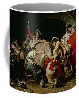 A Good Vintage Coffee Mug