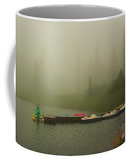 A Misty Day Coffee Mug by Steven Reed