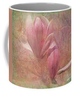 A Peek Of Spring Coffee Mug