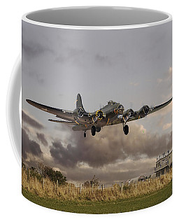 B17- 'airborne' Coffee Mug