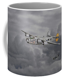 B24 Liberator  446th Bomb Group Coffee Mug