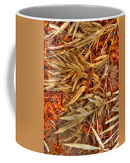 Bamboo Leaves Coffee Mug by Michelle Meenawong