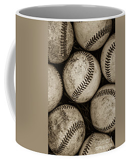Baseballs Coffee Mug