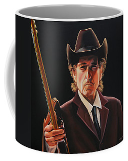 Bob Dylan 2 Coffee Mug