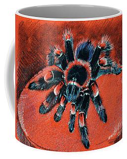 Brachypelma Smithi Redknee Tarantula  Coffee Mug