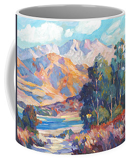 California Lake Coffee Mug