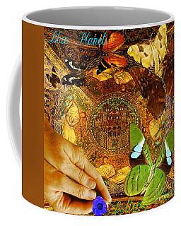 Civitate Dei   City Of God  Coffee Mug