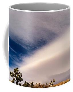Cloud Wall Coffee Mug