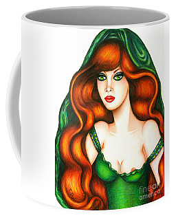 Daring Red Coffee Mug