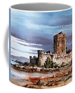 Doe Castle In Donegal Coffee Mug
