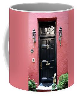 Door Oldtown Charleston Coffee Mug