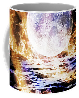 Emotions On Fire Coffee Mug