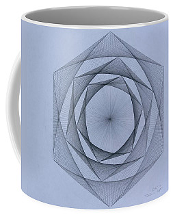 Energy Spiral Coffee Mug
