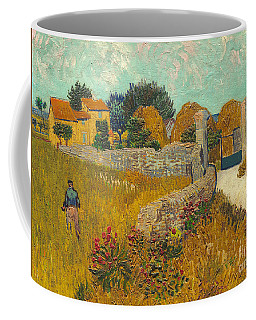 Farmhouse In Provence Coffee Mug