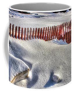 Fence Sculpture Coffee Mug
