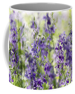 Fields Of Lavender  Coffee Mug by Saija  Lehtonen