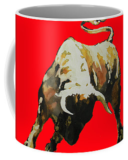 T  .  O  .  R  .  O  .  In Red Coffee Mug