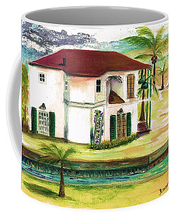 Fort Lauderdale Waterway Coffee Mug