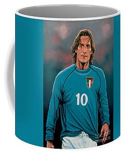Francesco Totti 2 Coffee Mug