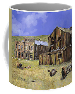 Ghost Town Of Bodie-california Coffee Mug