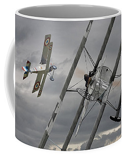 Gotcha Coffee Mug by Pat Speirs