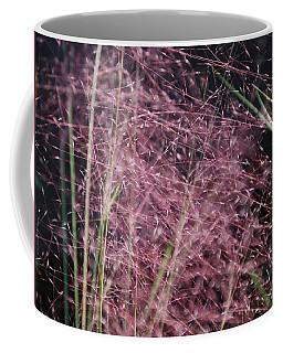 Grassy Abstract Coffee Mug