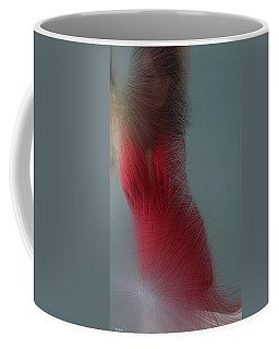 In Red Coffee Mug