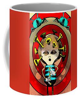 Jazzplayer Coffee Mug