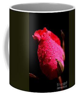 La Rose Coffee Mug by Michelle Meenawong
