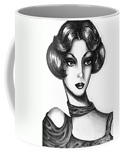 Lady Coffee Mug