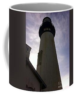 Light House Sky Coffee Mug by Susan Garren