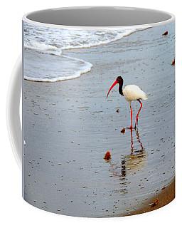 Lone Ibis Coffee Mug