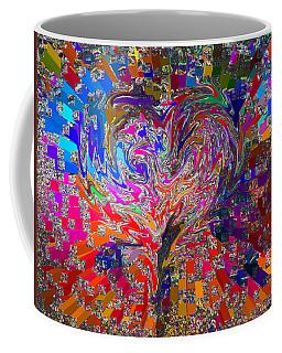 Love Chameleon Coffee Mug