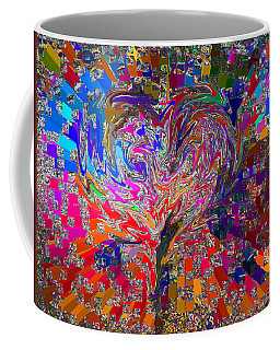 Love Chameleon Coffee Mug