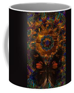 Majestic Butterflies Coffee Mug